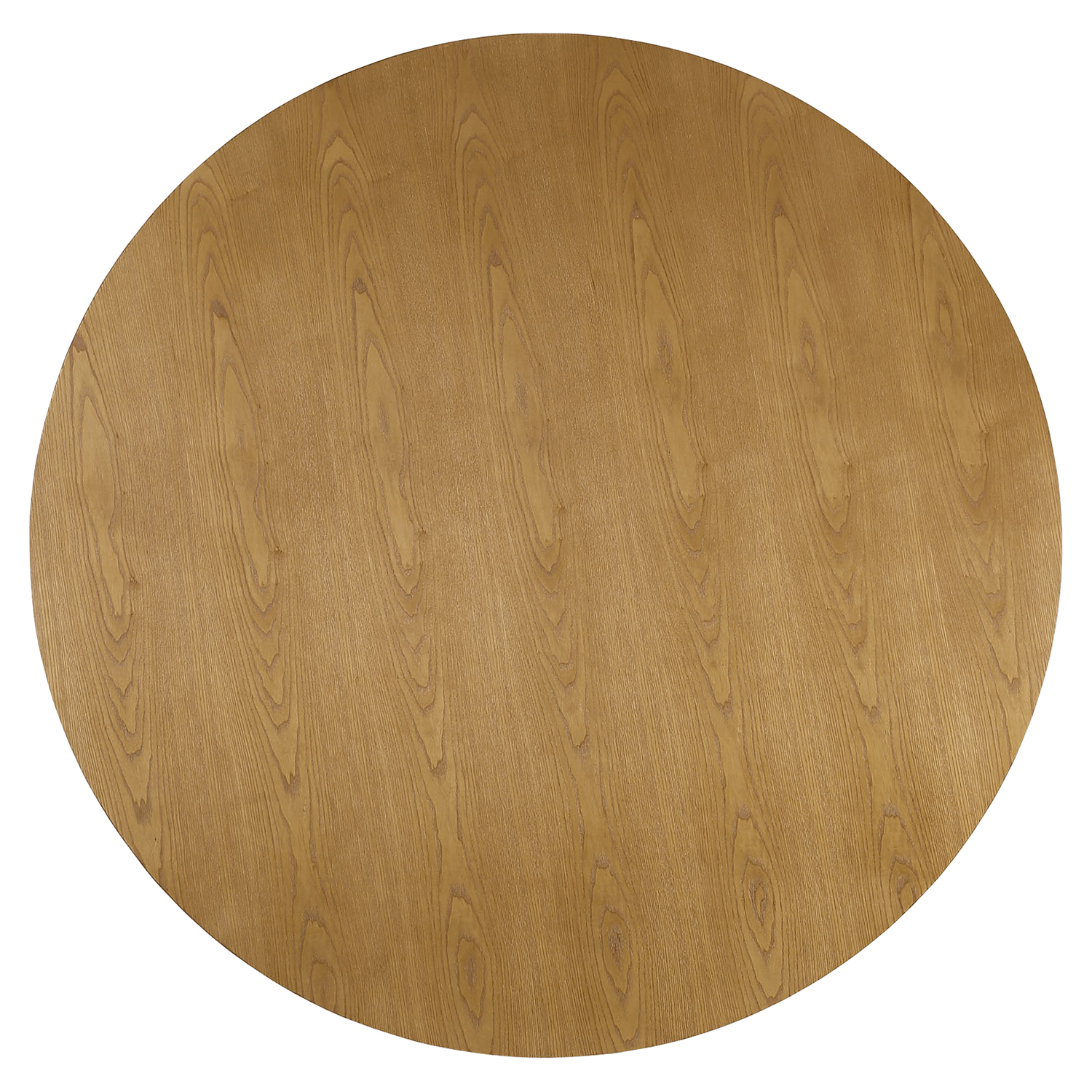 Laurel Wood Round Dining Table - Walnut - EEI-1065-WAL