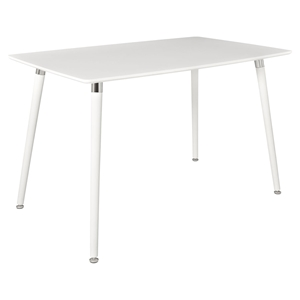 Lode White Dining Table