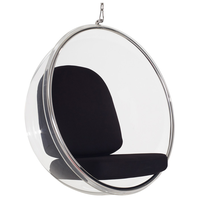 Eero Aarnio Style Hanging Bubble Chair - EEI-111