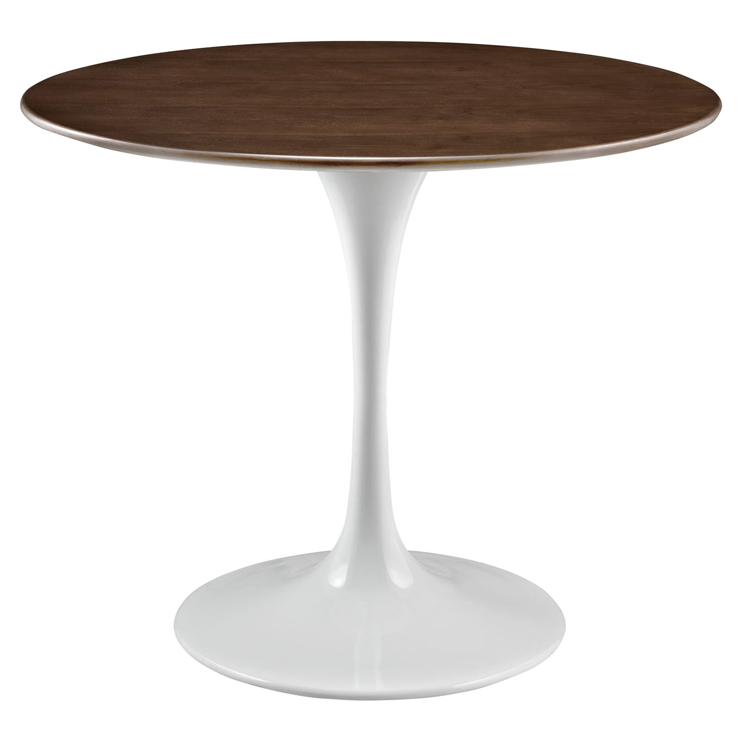 "Lippa 36"" Walnut Dining Table - EEI-1136-WAL"