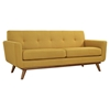 Engage Upholstered Loveseat - Tufted - EEI-1179