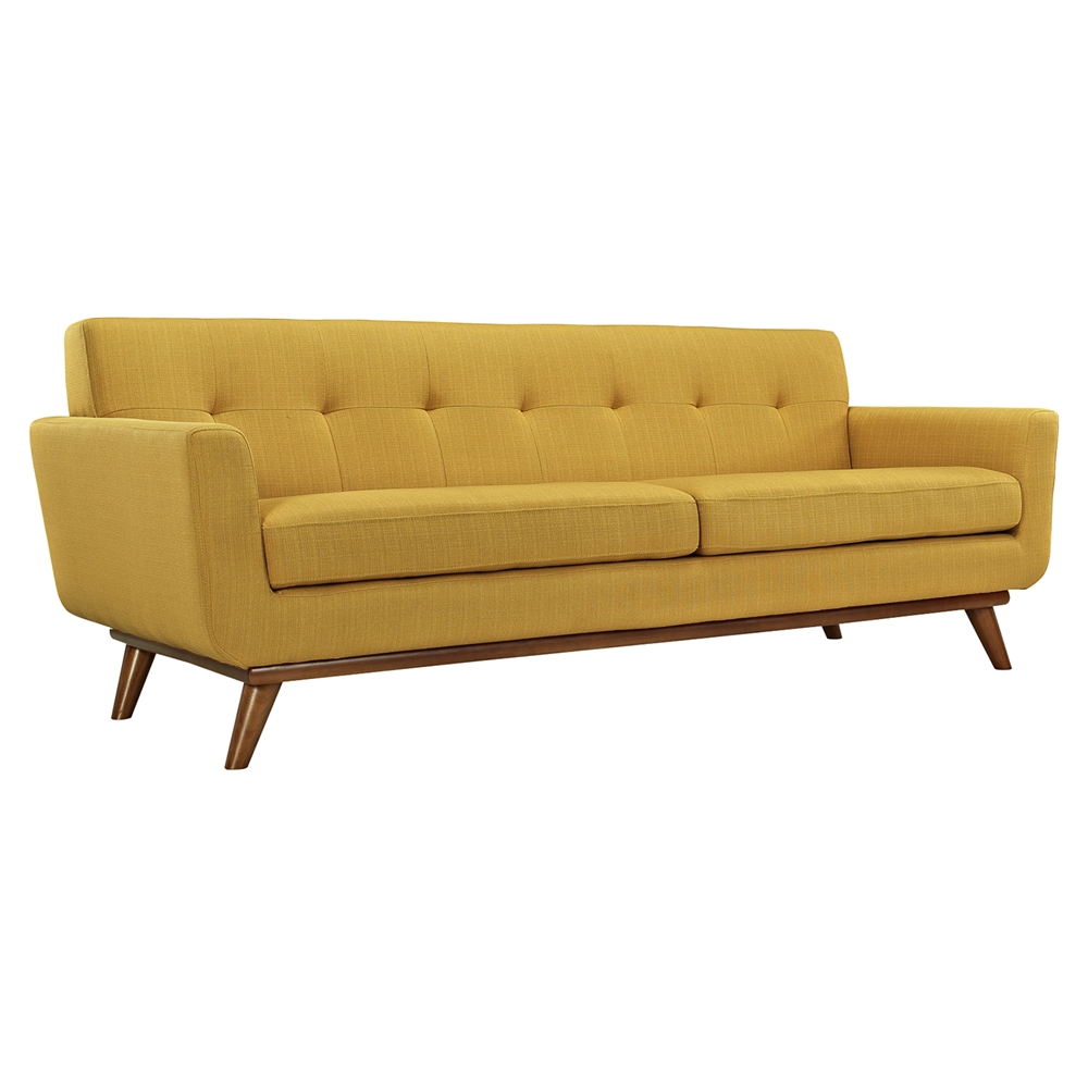 Engage upholstered sofa tufted dcg stores Upholstered sofas and loveseats