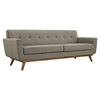 Engage Upholstered Sofa - Tufted - EEI-1180