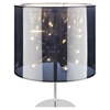 Arena Table Lamp - EEI-1219-SLV