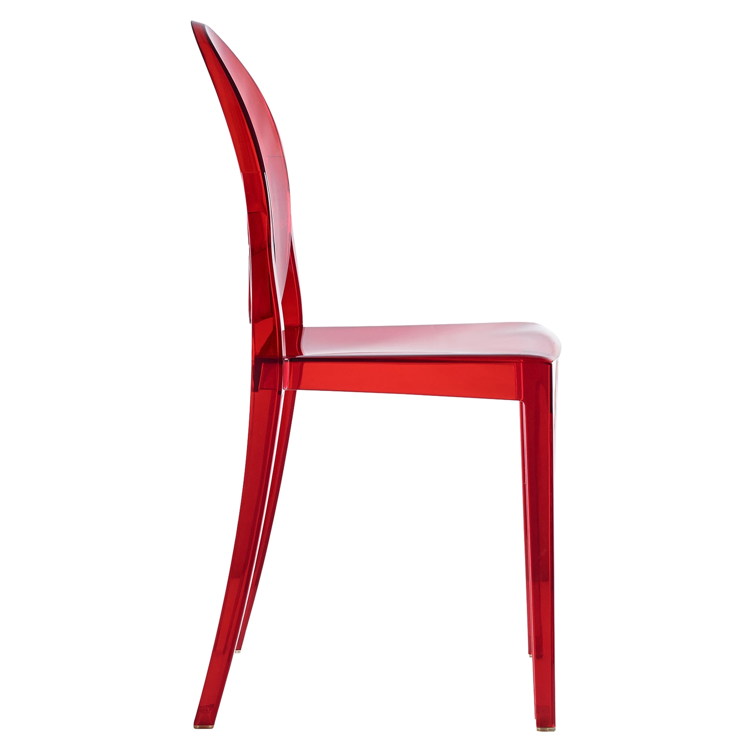 Casper Dining Side Chair - Red - EEI-122-RED