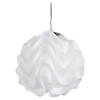 Billow White Chandelier - EEI-1222-WHI