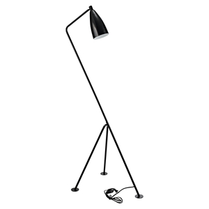 Askance Floor Lamp - Black