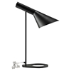 Flashlight Table Lamp - Black - EEI-1228-BLK