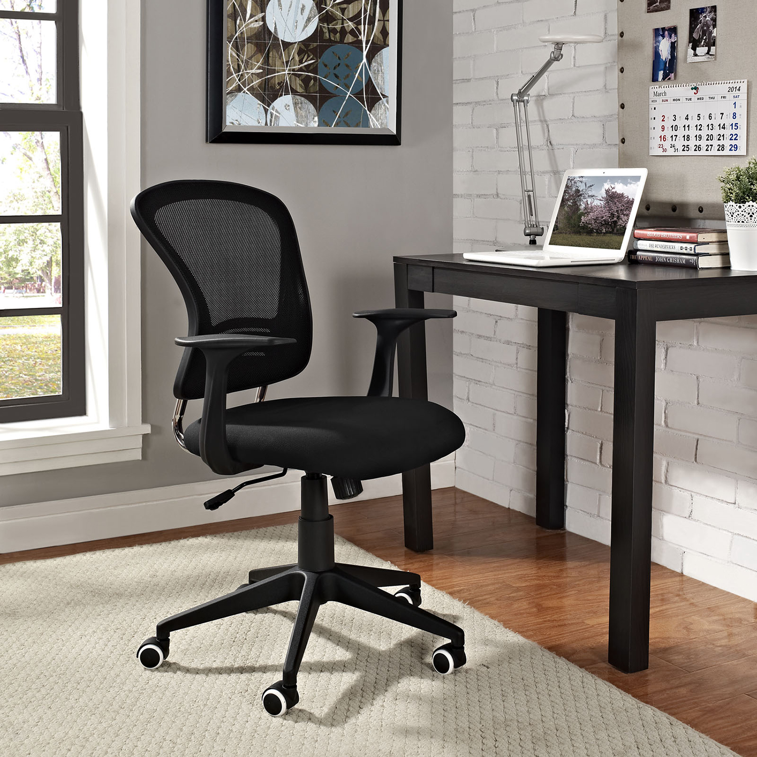Poise Office Chair - Height Adjustment - EEI-1248