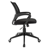 Twilight Office Chair - Black - EEI-1249-BLK