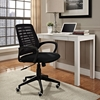 Ardor Office Chair - Black - EEI-1250-BLK
