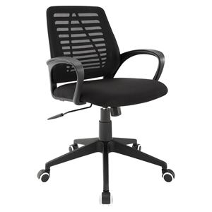 Ardor Office Chair - Black