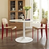 Cabin Dining Side Chair - Red (Set of 2) - EEI-1262-RED