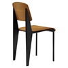 Cabin Dining Side Chair - Walnut (Set of 2) - EEI-1262-WAL
