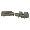 Empress Sofa Set - Tufted - EEI-1314