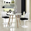 Lippa Dining Side Chair - Black (Set of 2) - EEI-1343-BLK