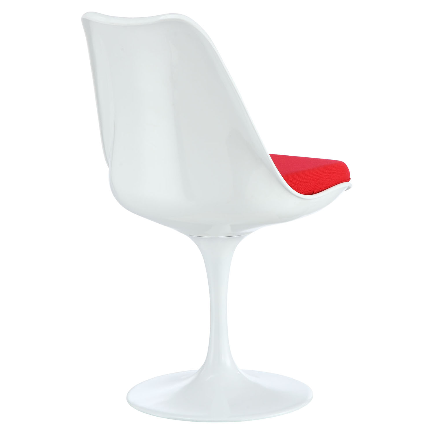 Lippa Dining Side Chair - Red (Set of 2) - EEI-1343-RED