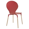 Path 5 Pieces Dining Set - Red - EEI-1371-RED