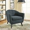Wit Upholstery Armchair - Button Tufted - EEI-1389
