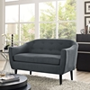 Wit Upholstery Loveseat - Button Tufted - EEI-1391
