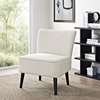 Reef Fabric Accent Chair - Beige - EEI-1405-BEI