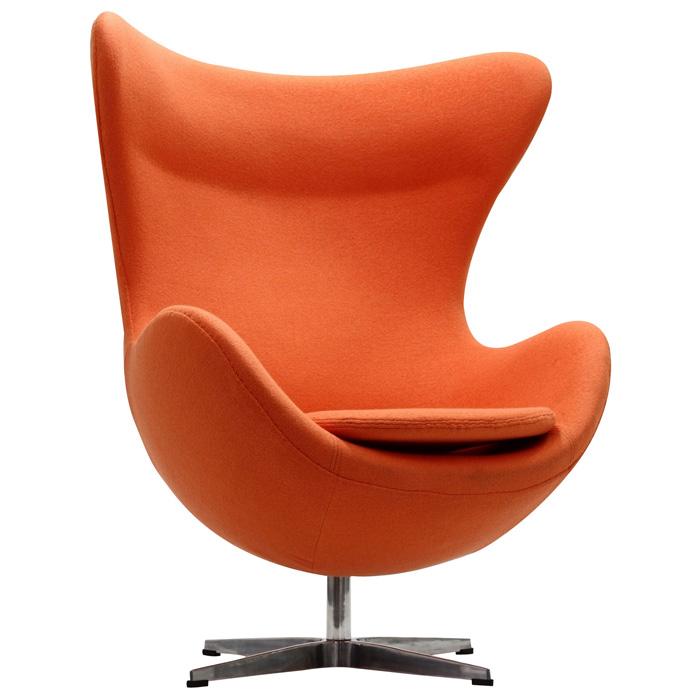 arne jacobsen egg chair dcg stores. Black Bedroom Furniture Sets. Home Design Ideas