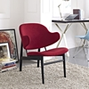 Suffuse Lounge Chair - Tapered Legs - EEI-1449