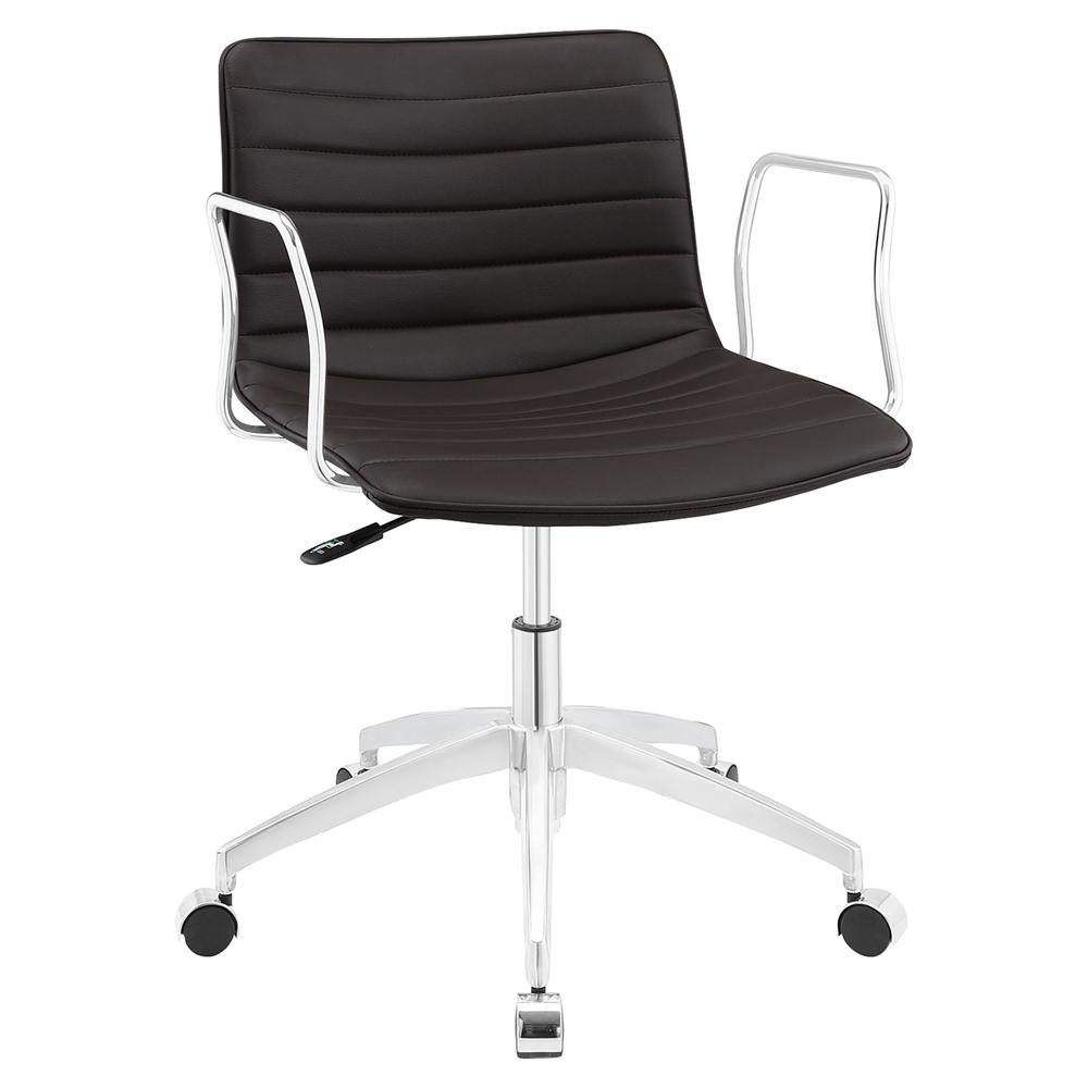 Celerity Office Chair Adjustable Height Swivel Armrest