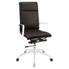 Sage Office Chair - High Back, Adjustable Height, Swivel, Armrest - EEI-1529