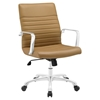 Finesse Mid Back Office Chair - Swivel, Height Adjustable - EEI-1534
