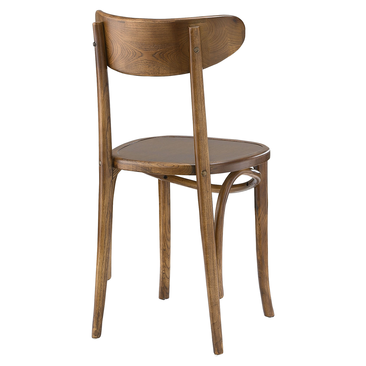 Skate Wood Dining Side Chair - Walnut - EEI-1542-WAL