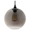 Filament Metal Ceiling Fixture - Black - EEI-1559