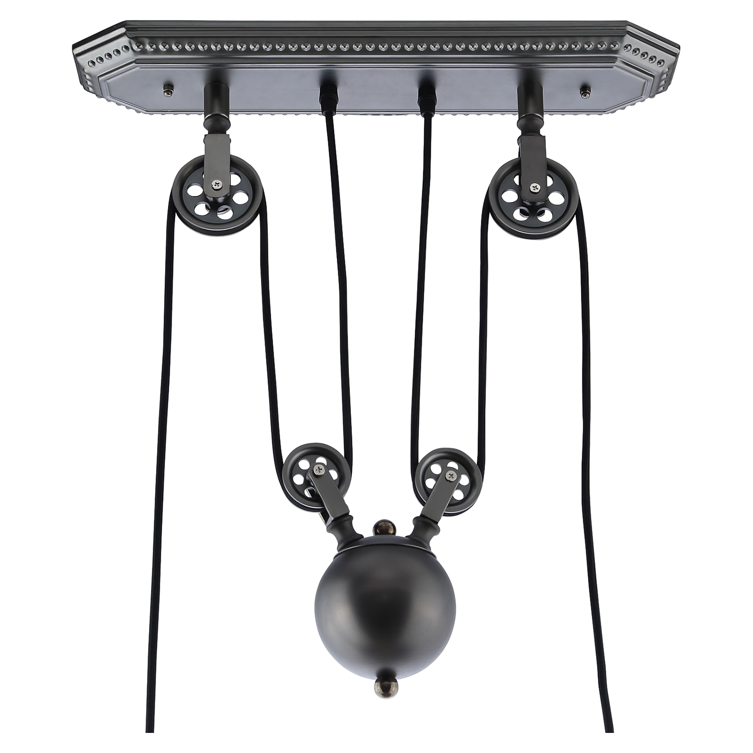 Innovateous Ceiling Fixture - Silver - EEI-1567