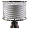 Fortune Floor Lamp - Antique Silver - EEI-1571