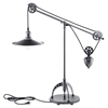 Credence Metal Table Lamp - Silver - EEI-1577