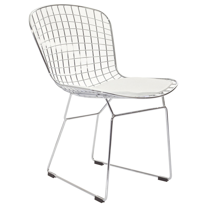 Bertoia Wire Side Chair - EEI-161