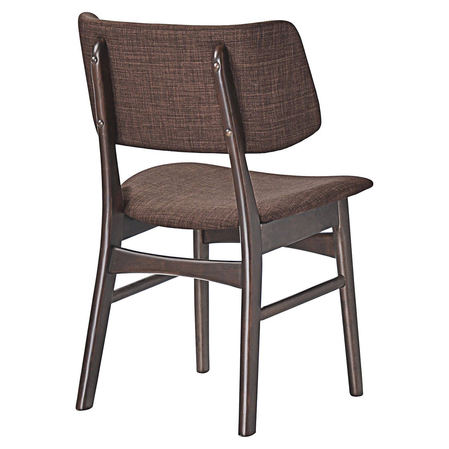 Vestige Wood Frame Dining Side Chair - EEI-1610-WAL