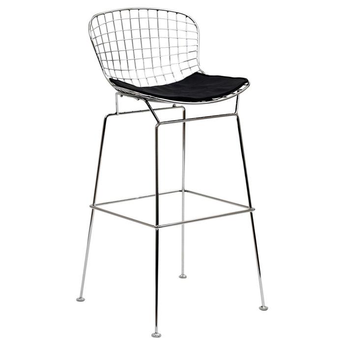bertoia 29 5 u0026quot  wire chair bar stool