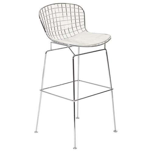 Bertoia 29 5 wire chair bar stool dcg stores - Bertoia wire counter stool ...