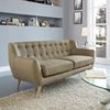 Remark Sofa - Tufted - EEI-1633