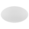 "Lippa 78"" Wood Top Dining Table - White - EEI-1657-WHI"