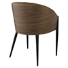 Cooper Dining Chair - Walnut (Set of 4) - EEI-1683-WAL