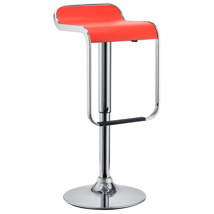 Lem Piston Style Adjustable Height Bar Stool Dcg Stores