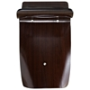 Y Wenge Pressed Plywood Stool - EEI-178-WEN