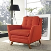 Beguile Fabric Armchair - Tufted - EEI-1798