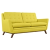 Beguile Fabric Loveseat - Tufted - EEI-1799
