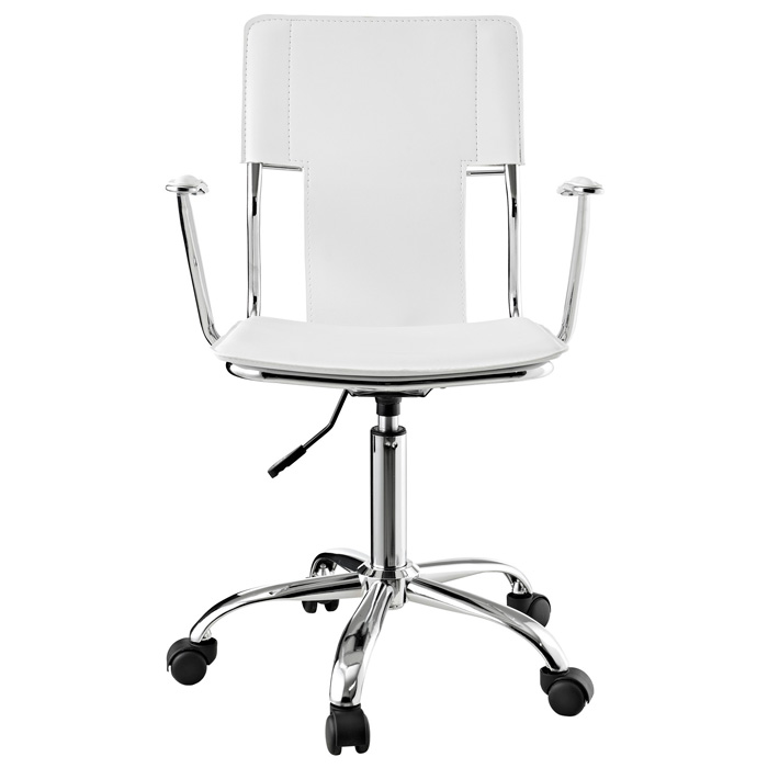 Studio Vinyl Office Chair DCG Stores