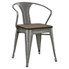 Promenade Dining Chair - Wood Seat - EEI-2030