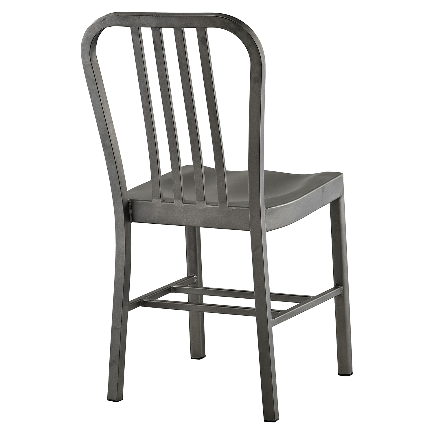 Clink Dining Chair - Silver - EEI-2039-SLV