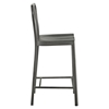 Clink Counter Stool - Silver - EEI-2040-SLV